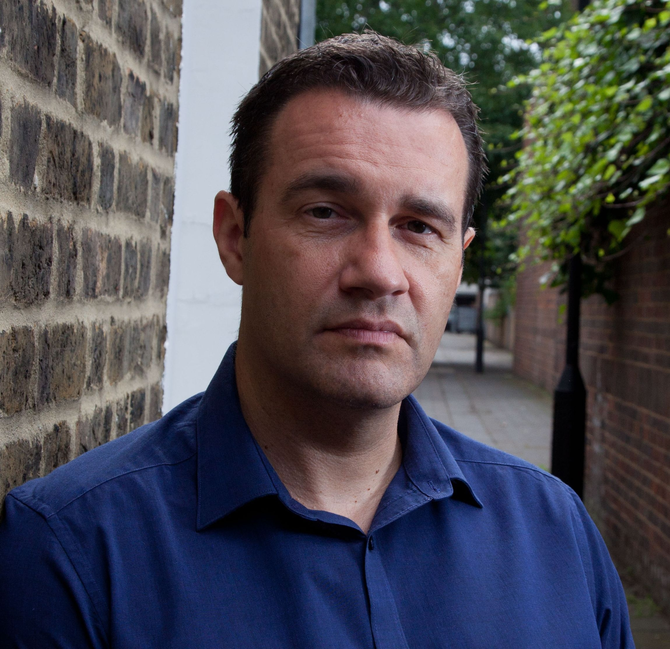 Matt Harrison, Interim Chief Executive