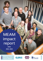 MEAM impact report 2015-2016