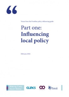 Influencing local policy