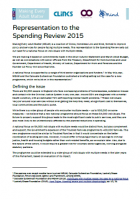 MEAM Representation to the Spending Review 2015