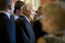 Former Secretary of State for Work and Pensions, Iain Duncan-Smith (Photo: Cabinet Office, used under CC BY-NC 2.0))