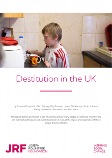 Destitution in the UK