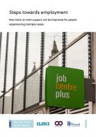 Steps towards employment